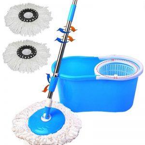 mop rotativ easy clean cu 2 rezerve