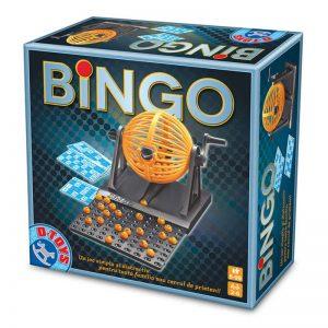 bingo, joc de societate pentru copii si adulti